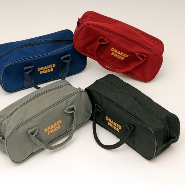 Chalk Bag For Bowling: Drakes Pride 2 Bowl And Jack Bag